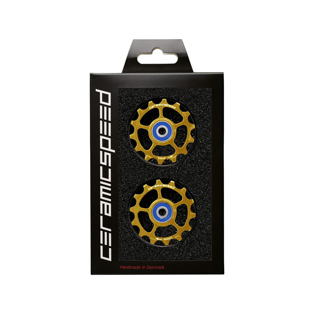 Ceramic speed GALETS SRAM EAGLE OR NON COATED