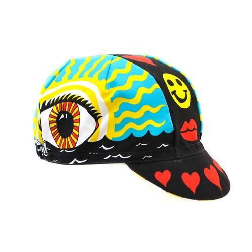 Cinelli CASQUETTE CINELLI, EYE OF THE STORM
