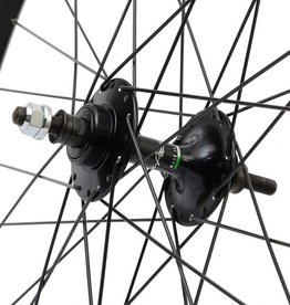 Miche MICHE X-PRESS REAR HUB 32H BLACK