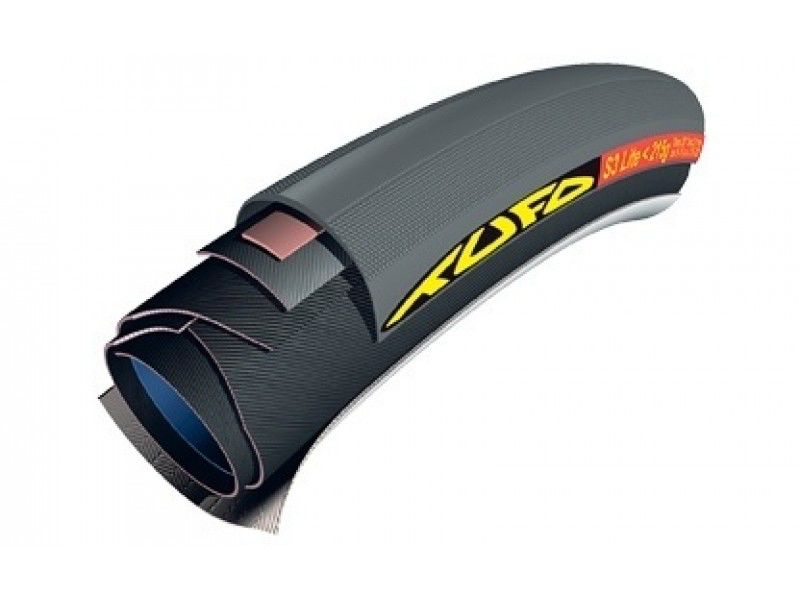 Tufo TBU S3 26 LITE BLACK NOIR 21MM