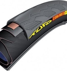 Tufo C ELITE RIDE BLACK 23MM