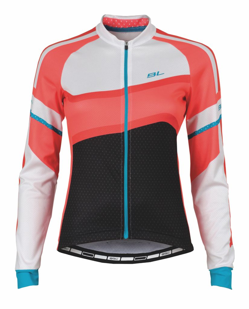 Bicycle Line ICEBERG MAILLOT MANCHES LONGUES
