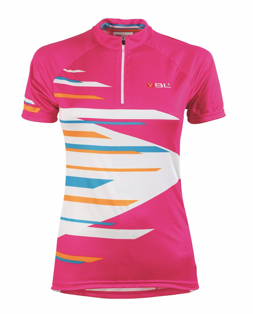 Bicycle Line CRYSTAL S/S JERSEY