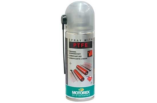 Motorex MOTOREX SPRAY WITH PTFE 200ML