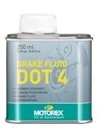 Motorex BRAKE FLUID DOT 4 250ML