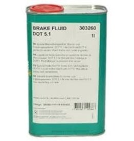 Motorex BRAKE FLUID DOT 5.1 1L
