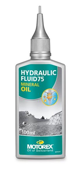 Motorex FLUIDE HYDROLIQUE 75 (HUILE MINERAL) 100 ml