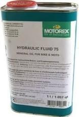 Motorex HYDRAULIC FLUID 75 (HUILE MINERAL) 1 L