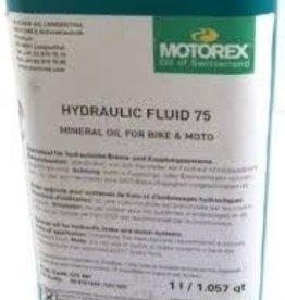 Motorex FLUIDE HYDROLIQUE 75 (HUILE MINERAL) 1 L