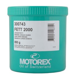 Motorex MOTOREX BIKE GREASE 2000, 850 gr