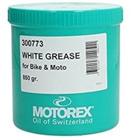 Motorex MOTOREX GREASE , WHITE GREASE, 850 gr