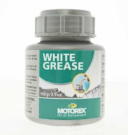 Motorex MOTOREX GREASE , WHITE GREASE, 100 gr