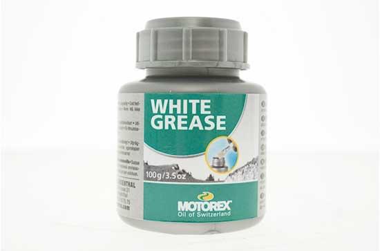 Motorex WHITE GREASE, 100 gr