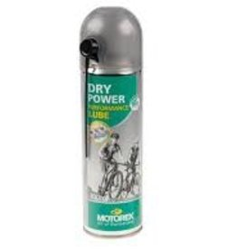Motorex DRY POWER LUBE SPRAY 300ml