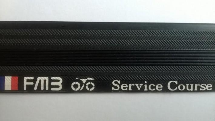 FMB BOYAU SERVICE COURSE SOIE NATURELLE 25