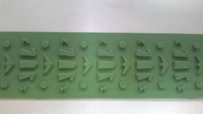FMB SLALOM GREEN COMPOUND 33
