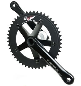 SUGINO SUGINO CRANK SINGLE SPEED TRACK: 144 DD75 ZEN 144mm