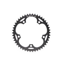 SUGINO CHAINRING SINGLE 130J TRACK BLACK