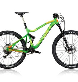 WILIER WILIER BIKE 903 TRB 27.5 SHIMANO XT 1X11FLASH GREEN