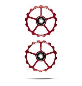 Ceramic speed GALETS OSPW (SPARE) ROUGE, NON COATED