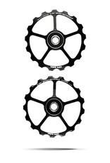 Ceramic speed GALETS OSPW (SPARE) NOIR, NON COATED
