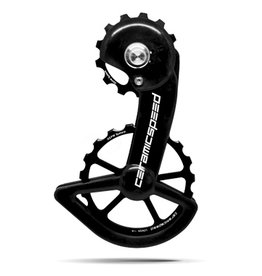 Ceramic speed OSPW SHIMANO 8000/9100 BLK, COATED