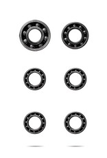 Ceramic speed CERAMICSPEED, WHEEL BEARING KIT, CORIMA, MCC S+, 4X61801+1X6001+1X61901, NON COATED