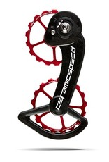 Ceramic speed OSPW SRAM (MEC) 10+11S RED, NON COATED
