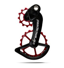 Ceramic speed OSPW CAMPY RED, NON COATED