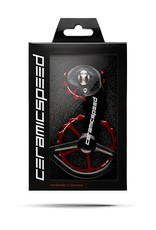 Ceramic speed OSPW SHIMANO 8000/9100/9150 RED, COATED
