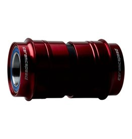 Ceramic speed PF30 OSBB SHIMANO RED NON COATED