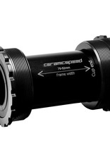 Ceramic speed BB T47 SHIMANO BLK COATED