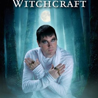 Hex PREORDER: Initiation into Witchcraft by Brian Cain - signed copy!