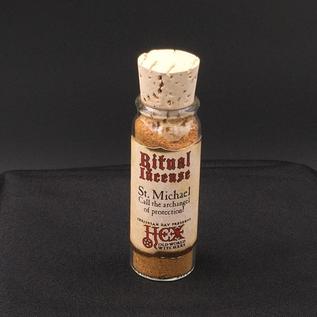 Hex St. Michael Ritual Incense