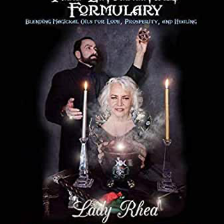 Hex The Enchanted Formulary Special Edition Signed by Lady Rhea