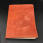 Hex Large Mjolnir Journal in Orange