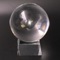 Hex 80mm Clear Crystal Ball