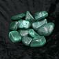 Hex Tumbled Malachite