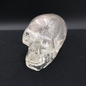 Hex Hand Carved Quartz Skulls