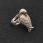 Hex Sterling Silver Nevermore Ring