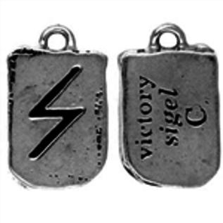 Hex Sigel Rune Pendant- Victory