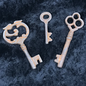 Hex Vintage Skeleton Keys