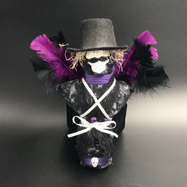 Hex Baron Samedi New Orleans Voodoo Doll