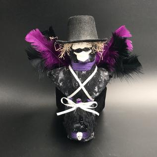 Hex Baron Samedi New Orleans Voodoo Doll