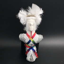Hex Damballah New Orleans Voodoo Doll