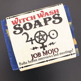 Hex Job Mojo - Witch Wash Soap