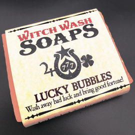 Specials Lucky Bubbles - Witch City Soap
