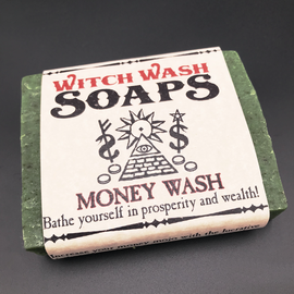 Hex Money Wash - Witch Wash Soap