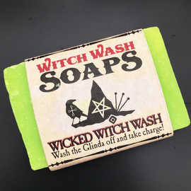 Hex Wicked Witch Wash - Witch Witch Soap
