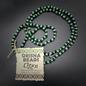 Hex Ogun Orisha Beads